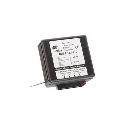 Alfatronix DDi 12Vdc -12Vdc 036W-os feszültség stabilizátor