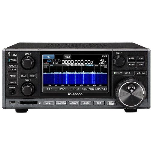 Icom IC-R8600 kommunikációs vevő
