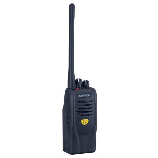 Kenwood TK-2260EXE VHF sávú robbanásbiztos (ATEX) kézi adóvevő