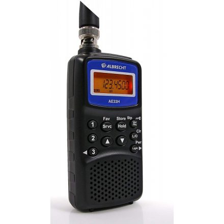Albrecht AE 33 H communication receiver