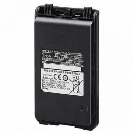 Icom BP-298 Li-Ion akkumulátor