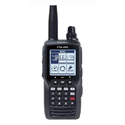 Yaesu FTA-450L airband radio